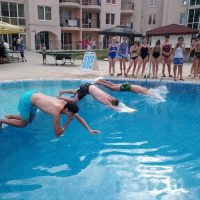 Premiérový plavecký kurz v Bulharsku (55/124)