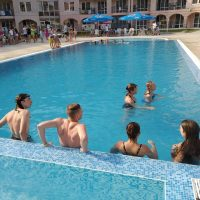 Premiérový plavecký kurz v Bulharsku (84/124)