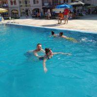 Premiérový plavecký kurz v Bulharsku (92/124)