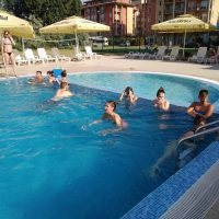 Premiérový plavecký kurz v Bulharsku (98/124)