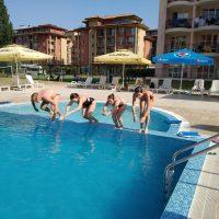 Premiérový plavecký kurz v Bulharsku (106/124)