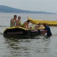 Premiérový plavecký kurz v Bulharsku (110/124)