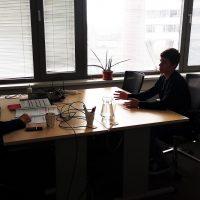 Pracovné pohovory v T-Systems (prax) (10/10)