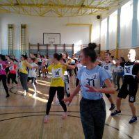 Regionálne kolo v aerobiku žiakov a žiačok stredných škôl (2/10)