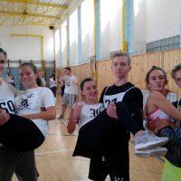 Regionálne kolo v aerobiku žiakov a žiačok stredných škôl (9/10)