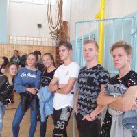 Regionálne kolo v aerobiku žiakov a žiačok stredných škôl (10/10)