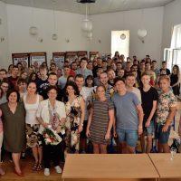 Rotary klub – zahraniční študenti (16/17)