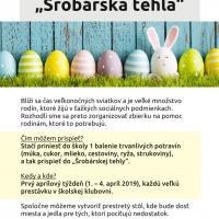 """Charitatívna akcia """"Šrobárska tehla""""  (1/3)"""
