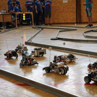 Celoslovenská súťaž Robotický Battle (RBA) (8/11)
