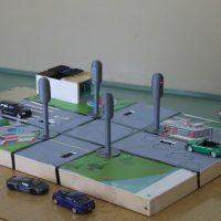Celoslovenská súťaž Robotický Battle (RBA) (10/11)
