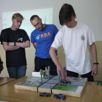 Celoslovenská súťaž Robotický Battle (RBA) (11/11)