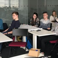 JUMP INTO JOB @ TSSK Praktikum pre žiakov - 1. workshop (2/24)