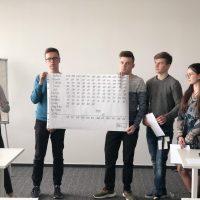 JUMP INTO JOB @ TSSK Praktikum pre žiakov - 1. workshop (4/24)