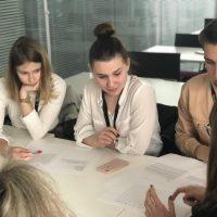 JUMP INTO JOB @ TSSK Praktikum pre žiakov - 1. workshop (8/24)
