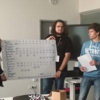 JUMP INTO JOB @ TSSK Praktikum pre žiakov - 1. workshop (15/24)