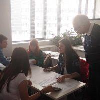 JUMP INTO JOB @ TSSK Praktikum pre žiakov - 1. workshop (17/24)