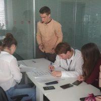 JUMP INTO JOB @ TSSK Praktikum pre žiakov - 1. workshop (19/24)