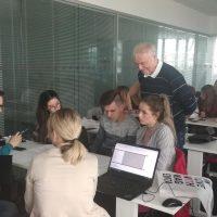 JUMP INTO JOB @ TSSK Praktikum pre žiakov - 1. workshop (20/24)