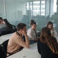JUMP INTO JOB @ TSSK Praktikum pre žiakov - 1. workshop (21/24)