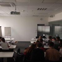 JUMP INTO JOB @ TSSK Praktikum pre žiakov - 1. workshop (22/24)