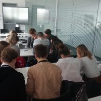 JUMP INTO JOB @ TSSK Praktikum pre žiakov - 1. workshop (23/24)