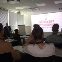 JUMP INTO JOB @ TSSK Praktikum pre žiakov - 1. workshop (24/24)