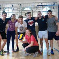 Školský turnaj o putovný Volejbalový pohár (2/7)
