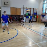 Školský turnaj o putovný Volejbalový pohár (6/7)