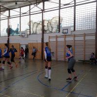 Volejbalový turnaj pri príležitosti Dňa študentstva (2/10)