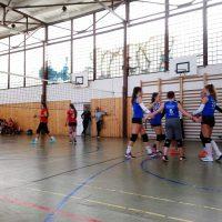 Volejbalový turnaj pri príležitosti Dňa študentstva (3/10)