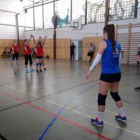 Volejbalový turnaj pri príležitosti Dňa študentstva (5/10)