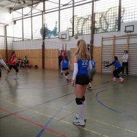 Volejbalový turnaj pri príležitosti Dňa študentstva (6/10)