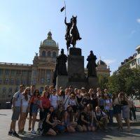 Školský výlet 1.D – Praha (3/15)