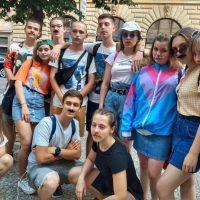 Školský výlet 1.D – Praha (5/15)
