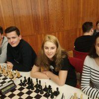 Majstrovstvá Slovenska štvorčlenných družstiev v zrýchlenom šachu (1/6)