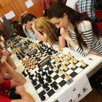 Majstrovstvá Slovenska štvorčlenných družstiev v zrýchlenom šachu (2/6)