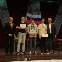 Majstrovstvá Slovenska štvorčlenných družstiev v zrýchlenom šachu (6/6)