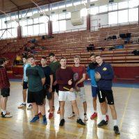 Regionálne finále v badmintone chlapcov (1/10)