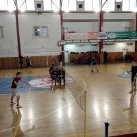 Regionálne finále v badmintone chlapcov (4/10)