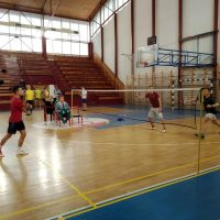 Regionálne finále v badmintone chlapcov (5/10)