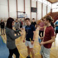 Regionálne finále v badmintone chlapcov (6/10)