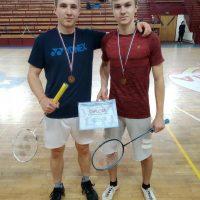 Regionálne finále v badmintone chlapcov (7/10)