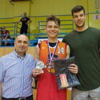 Majstrovstvá Slovenska v basketbale Kadetov U17 (1/2)