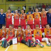 Majstrovstvá Slovenska v basketbale Kadetov U17 (2/2)