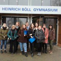 Erasmus Projekt: 1. mobilita (Saalfeld, Nemecko) (1/23)