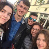 Erasmus Projekt: 1. mobilita (Saalfeld, Nemecko) (5/23)