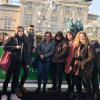 Erasmus Projekt: 1. mobilita (Saalfeld, Nemecko) (6/23)