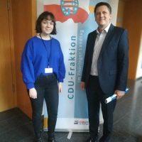 Erasmus Projekt: 1. mobilita (Saalfeld, Nemecko) (7/23)
