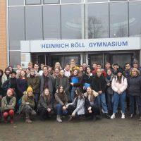 Erasmus Projekt: 1. mobilita (Saalfeld, Nemecko) (9/23)