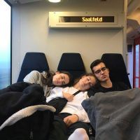 Erasmus Projekt: 1. mobilita (Saalfeld, Nemecko) (11/23)